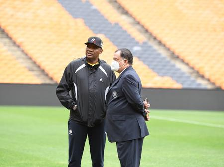 SAFA to announce termination of Bafana Bafana coach contact