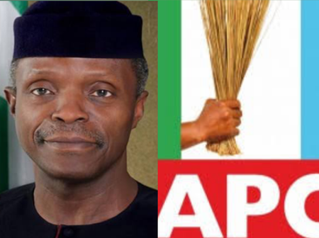 APC Chieftain Reveals The Only Two Men That Can Give APC Victory in 2023 Presidential Election