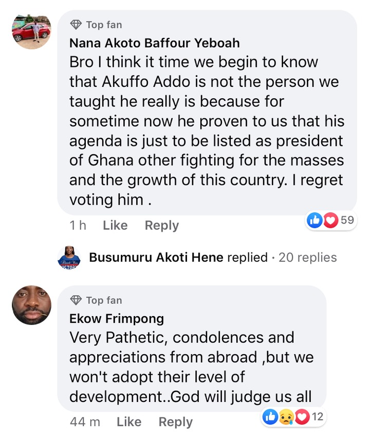 dac3782ee67a2db5af114bf96ba0acbf?quality=uhq&resize=720 - Nana Addo Roasted For Ignoring Policeman Who Drown In Oda But Sent Condolence To John Lewis' Family