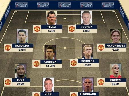 Manchester United Legendary Xi Vs Arsenal Legendary Xi, Which Team would Dominate The Pitch?