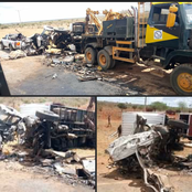 RIP, 3 Die On The Spot In Another Ghastly Accident