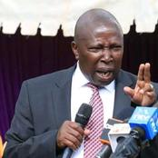 [Video] Maina Kamanda Fires A Warning to DP Ruto, Informs Him to Prepare For A Historic Betrayal
