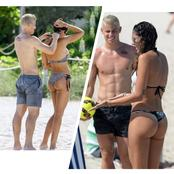Lovely Photos Of James Rodriguez Ex-Wife