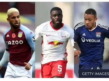 Monday's transfer rumors – Upamecano to quit Leipzig at season's end, Luiz to return to Man City