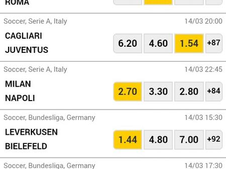 Today's Matches That Are Precisely Predicted To Earn You Huge Money.