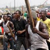 Hoodlums attack Abia state police station, killed a Cop.