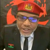 The ESN Isn't After People, Tribe Or Religion But After Terrorists Who Kill People- Nnamdi Kanu