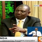 DP Ruto Reveals the Reason Behind him not Taking Covid-19 Vaccine with President Kenyatta