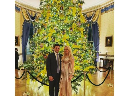 Reactions As Donald Trump's Daughter Gets Engaged To Her Lebanese-Nigerian Fiancé