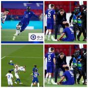 Chelsea Reach Champions League Semi-Finals With Mehdi Taremi's Stunning Overhead Kick Coming late
