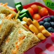 Great back to school lunch box ideas for those who get overwhelmed about filling those boxes up