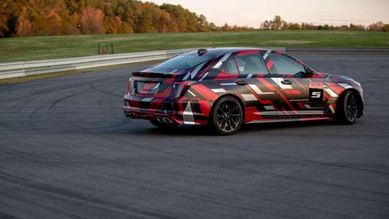 Cadillac Teases CT5-V Blackwing Carbon Fiber Seat, Steering Wheel and 200mph Top Speed