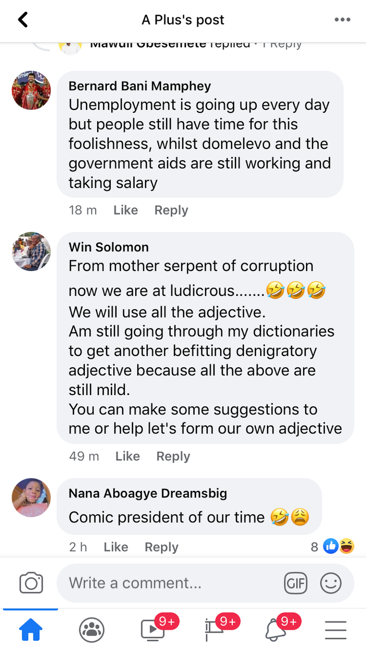 daff78e026ea41bfb05ac0c3d0ce543d?quality=uhq&resize=720 - Former AG, Daniel Yaw Domelevo Replies Nana Addo's 21 Page Letter With A Single Word, Ghanaian React