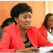 How Nancy Macharia Easily Became Deputy Principal Without Stagnation.