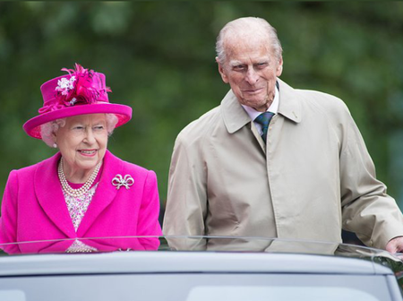 RIP: The Royal Family Mourns The Death Of Queen Elizabeth's Husband Prince Philip