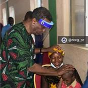 Reactions after Pastor Adeboye said he visited his members who regained freedom from kidnappers