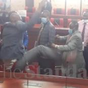 Honourable Members Exchange Blows in Nyamira County Assembly