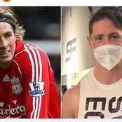 Is he about to join WWE, here is Fernando Torres New look after retiring from football.