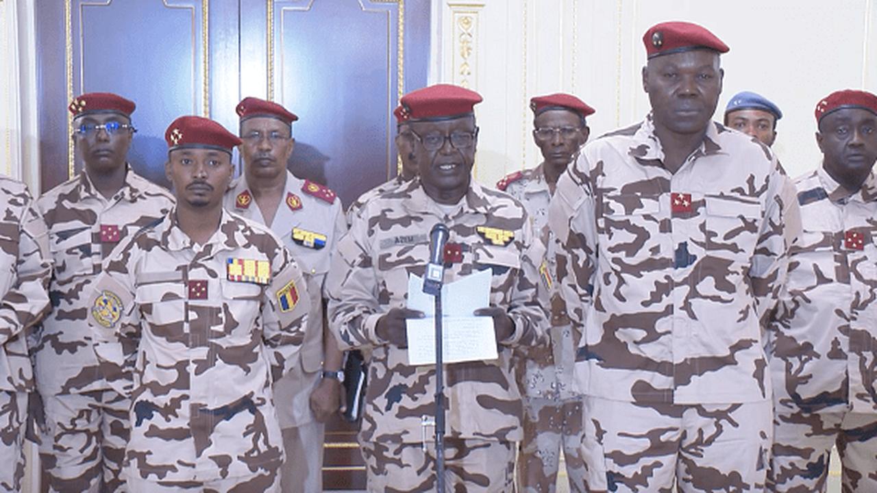 Au Tchad, la démocratie cède devant la puissance militaire
