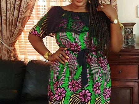 Are You A Matured Woman? See 50 Uncommon And Enchanting Ankara Styles You Need To Try
