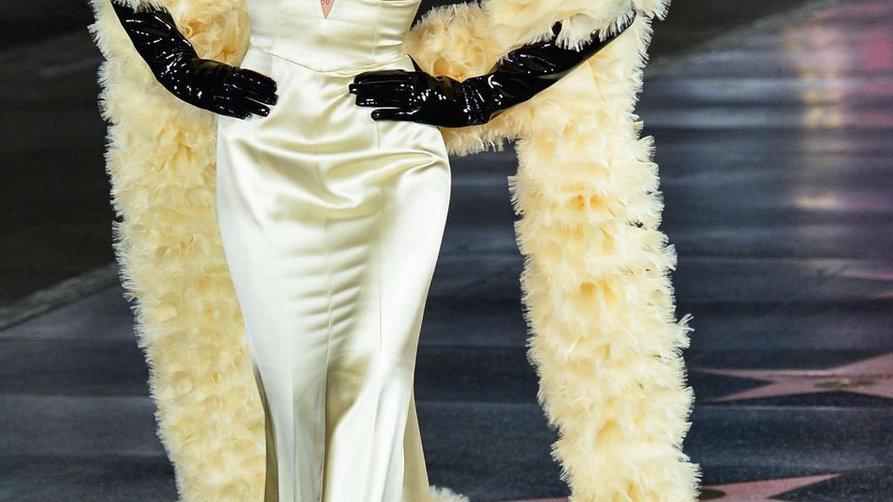 After a year, Hollywood glamour bursts back with a blaze of colour