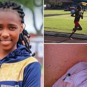 Sport: Letlhogonolo Magoro gifted full scholarship