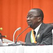 Le président du Sénat Ahoussou-Kouadio lance une offensive contre les auteurs de fake news
