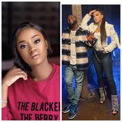 Reactions As American Singer Calls Davido Her Brother