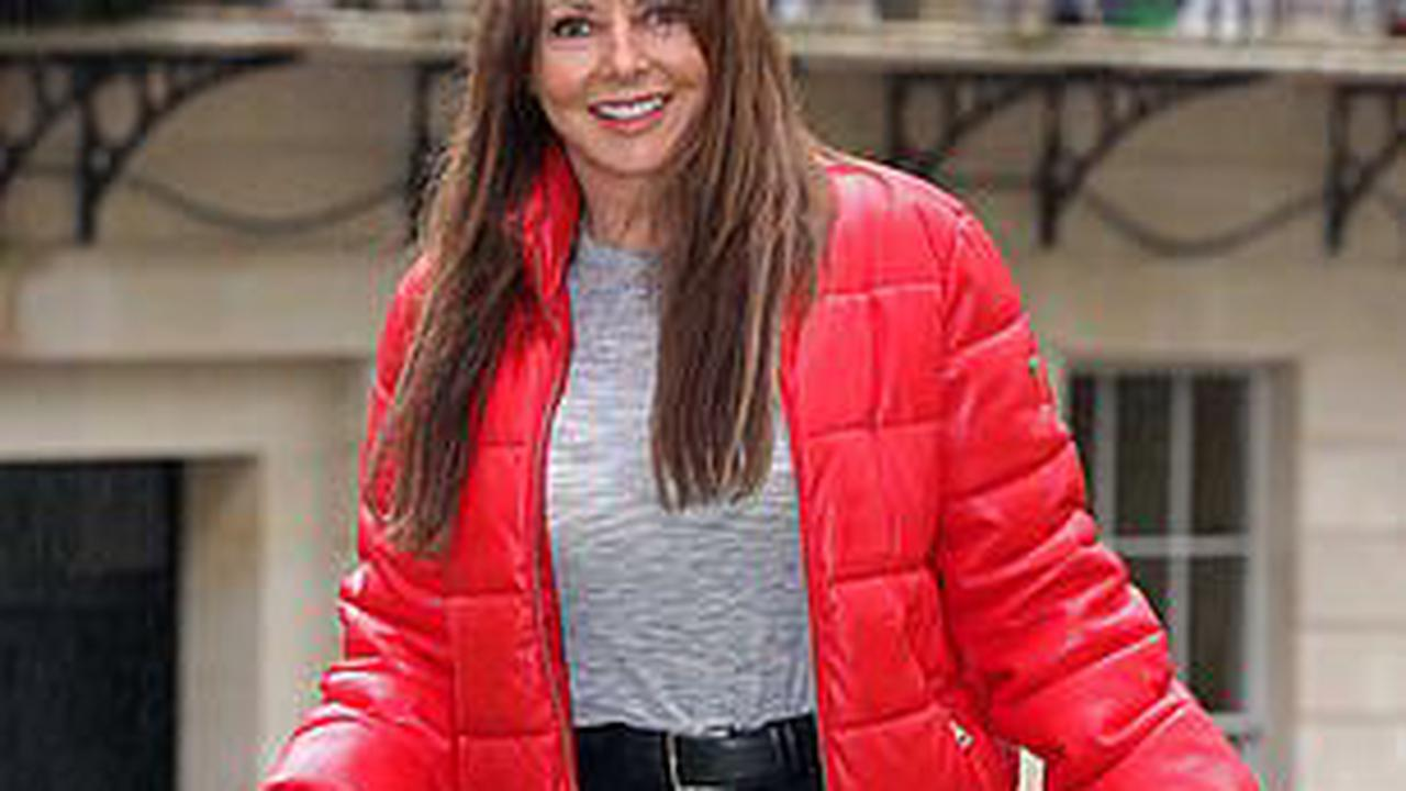 Let's subtract litter from these streets! Maths wiz Carol Vorderman is a fine addition to Great British Spring Clean after Japanese showed her the power of volunteering to pick up trash