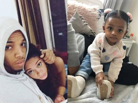 Have You Seen The Recent Lady That Tekno is Dating? See Beautiful Photos Of The Lady And His Child.
