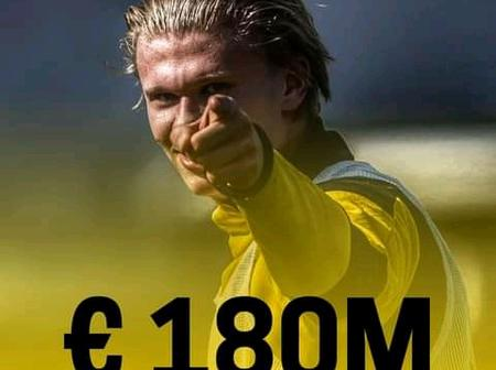 Opinion: Why Chelsea Should Not Make The Mistake Of Signing Erling Haaland For €180m Next Summer