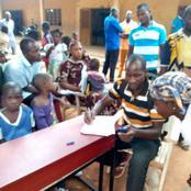 Katiola : une ONG vient en aide à des élèves sans extraits de naissance