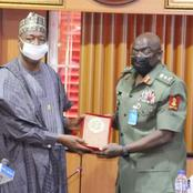 After Gov Zulum visits to the Nigeran Army headquarters, see what he asked the COAS to do for Borno