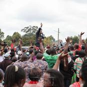 BBI opposers in Nyeri Celebrations cut short after President Uhuru Kenyatta's latest move