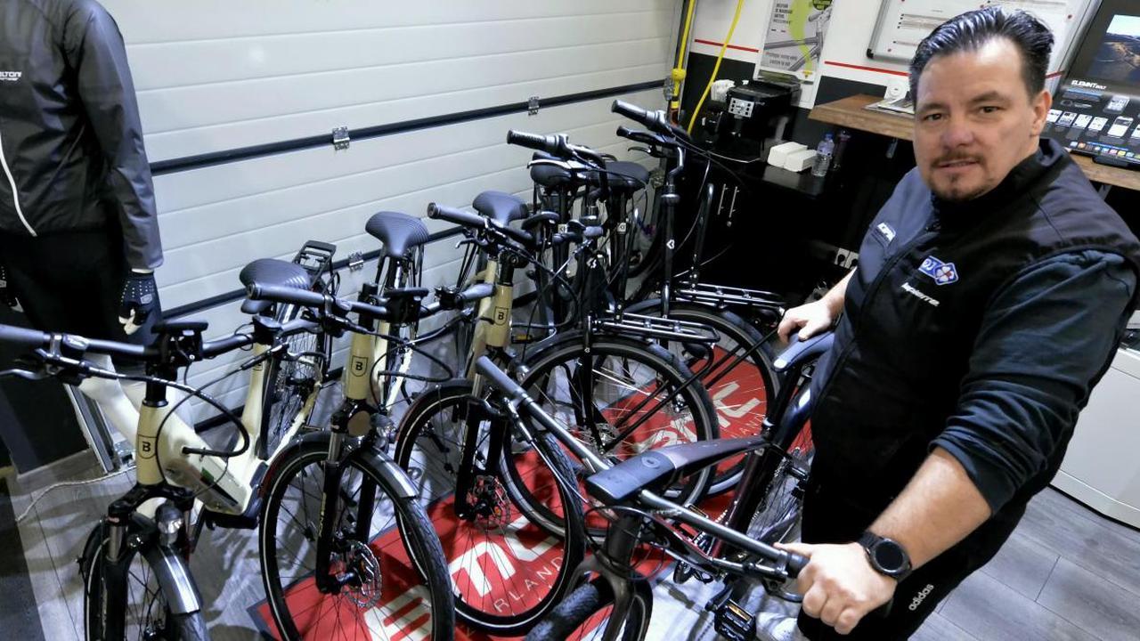 Pénurie de vélos à Soissons