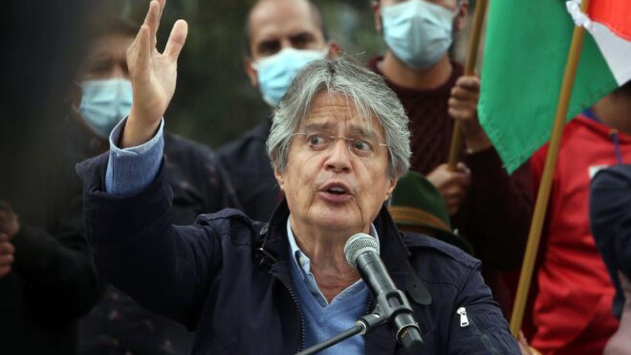 Right-wing candidate Lasso aiming for Ecuador political unity