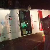 Double Tragedy: Drunk Ambulance Driver Crashes With Patients In Kabarnet