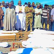 Nigerians Calls For Service Chiefs To Resign After Zabamari Massacre