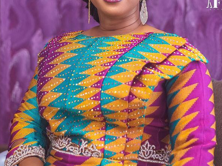 Meet the Adorable Pictures of Adwoa Sarfo MP for Dome Kwabenya.