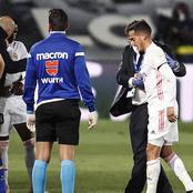 Real Madrid : le message d'espoir de Vazquez après sa blessure