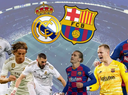 (Opinion) On Saturday Is El Clásico, Barcelona Will Lose If They're Carried Away By The Recent Stats