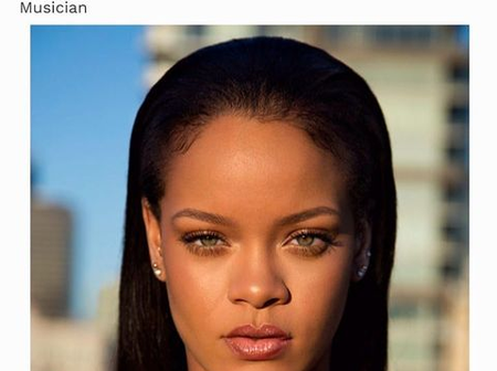 Rihanna is the richest female musician, according to Forbes list.