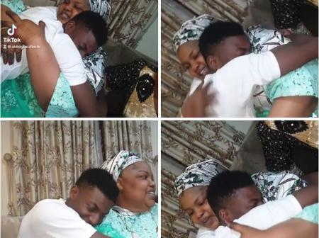 Nigerian Football Player, Abba Bichi Shares A Video To Fan's Delight