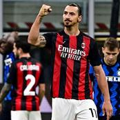 Zlatan Ibrahimovich makes personal football record since 1999, with brace against Cagliari on Monday