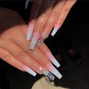 20 Acrylic Nail Styles For Trendy Ladies