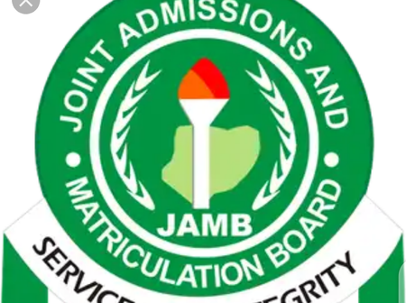 All Jamb Candidates Should Take Note of The Following Information.