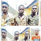 Two Blood Brothers Kidnap Their Junior Blood Brother For N7 Million