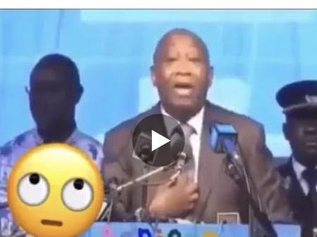 Un ancien discours du président Gbagbo Laurent fait le tour de la toile, voici ce qu'il avait dit