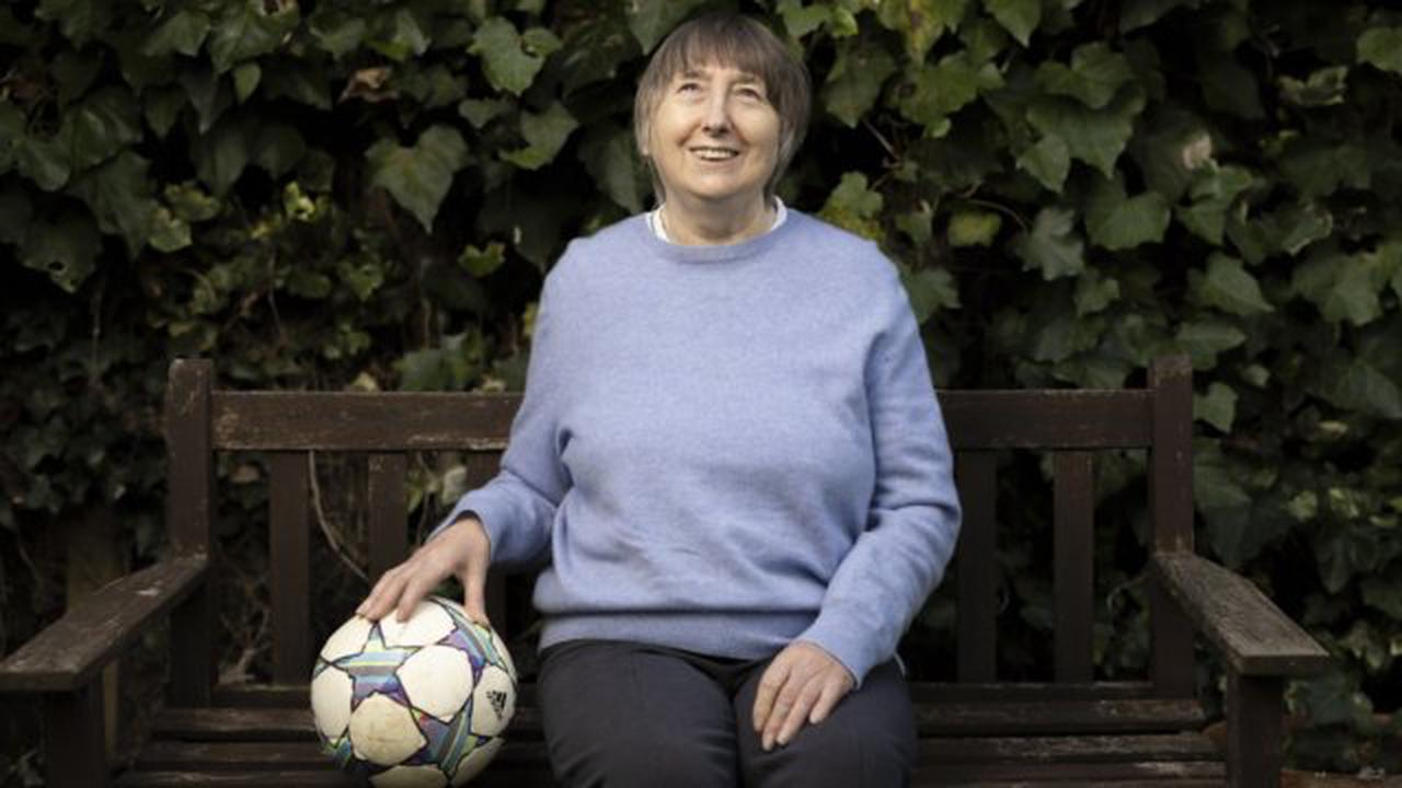 'We never imagined girls would be paid to play football'