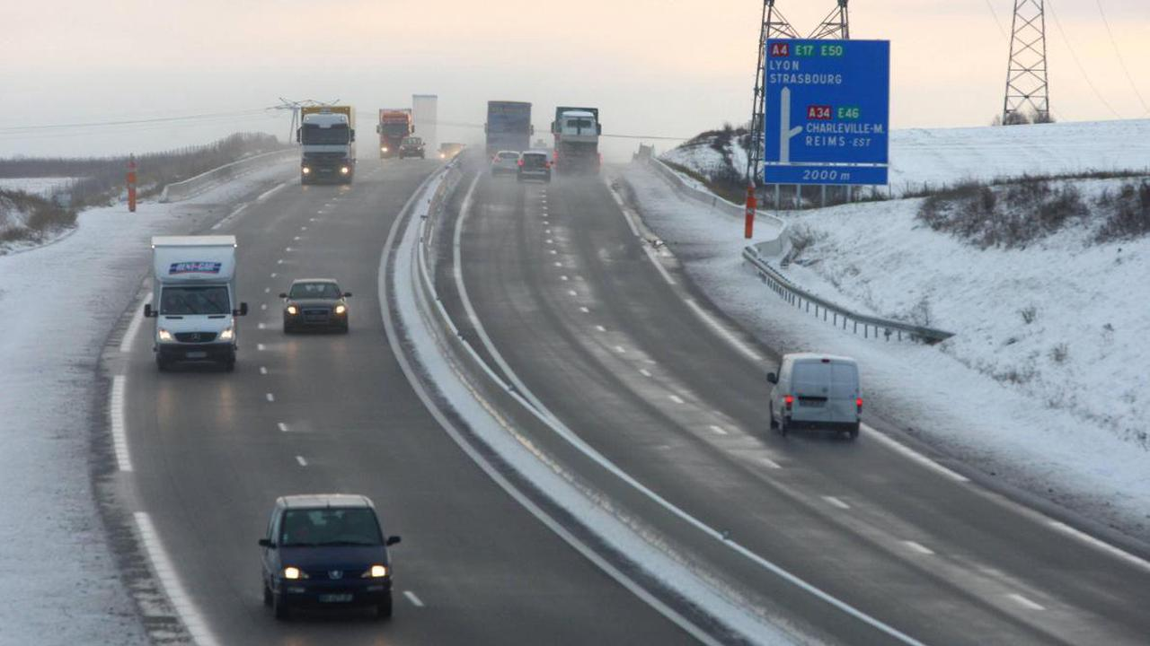 Les pneus d'hiver seront obligatoires dans 48 départements à partir du 1er novembre